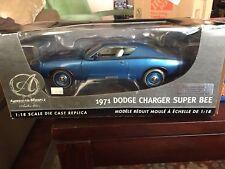 1971 Dodge Charger Super Bee 440 Magnum ERTL Authentics 1:18