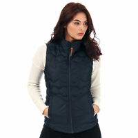 Womens Timberland Mount Kelsey Rivers Down Reversible Gilet In Navy