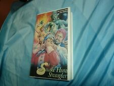 The Snake Hunter Strangler (VHS) WIIZARD VIDEO ULTRA RARE!!  VERY GOOD CONDITION