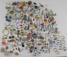 Massive 250+ Pcs Vintage SINGLE Earring Lot for Crafts HARVEST Repair REPURPOSE