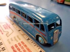 Customized Dinky Luxury Coach in Blue - Loose