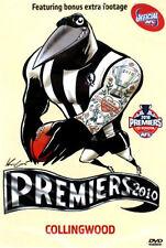 AFL PREMIERS 2010 FINAL - COLLINGWOOD VS ST KILDA