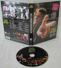 VAN GOGH DVD Live Beogradska Arena 2007 Beograd Srbija Best Adriatic act Music