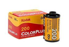 1 Pellicola 35mm Rullino Colore Kodak 200 asa   36 foto - film