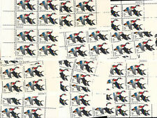 1362  WATERFOWL   WHOLE SALE LOT OF 10 PBS ALL M XF NH