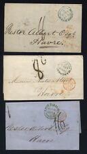 Go QV couvre 1853-54 pour la france... manchester liverpool...