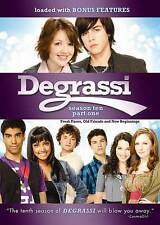 DEGRASSI - THE NEXT GENERATION - SEASON 10 - PART 1 (DVD)