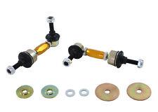 Whiteline HD  Adjustable Rear Sway bar link FALCON BA BF FG Inc FPV UTE WAG