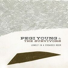 Young,Pegi & The Survivors Lonely In A Crowded Room w/download vinyl  NEW sealed