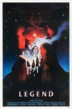 LEGEND (1985) ORIGINAL MOVIE POSTER  -  ROLLED