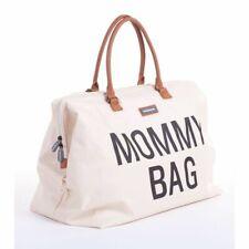 CHILDWHEELS Diaper Bag Mommy Off-White Nappy Changing Storage Handbag CWMBBWH
