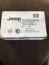 Hauck Jeep Cocoon Adaptors Black 351994 Brand New