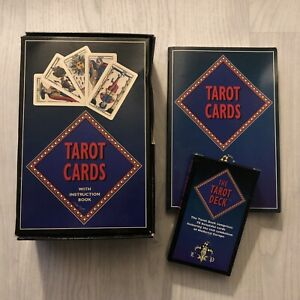 Tarot Cards by Jane Lyle with Instruction Book, Complete