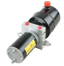 12V Elektrohydraulikpumpe Bidirectional 2xAnschlüsse 175bar 0,8kW, 02475 , 12345