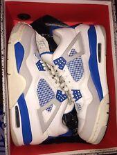 Nike Air Jordan Retro 4 Military Blue 2012 Size 10