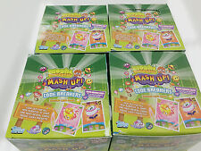 *Topps Moshi Monsters Code Breakers Card Game Booster Box (50 packs) x 4 Boxes