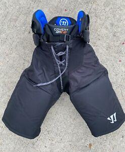 Warrior Covert QRE10 Pro Stock Hockey Pants Black XL 8299