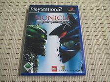 BIONICLE Heroes per PlayStation 2 ps2 PS 2 * OVP *