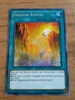 Yugioh Dragon Ravine LCKC-EN072 Secret Rare 1st Edition