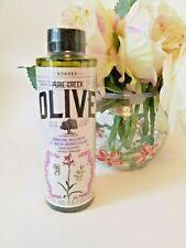 Korres Olive Oil  & WILD ORCHID  Shower Gel  8.45 FL OZ  New  & Sealed