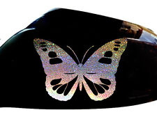 NEW! Butterfly Wing Mirror Car Stickers Decorations Glitter Butterflies