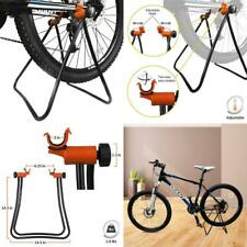 Foldable Mechanic Repair Rack Bicycle Stationary Bike Store Stand Indoor Storage