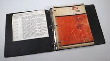 Case 770-1412 Tractor Service Manual Book I S20CG