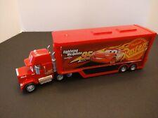 Disney Pixar Cars 3 Travel Time Mack Playset Truck  Mattel