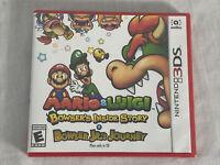 Mario & Luigi: Bowser's Inside Story + Bowser Jr.'s Journey (Nintendo 3DS, 2019)