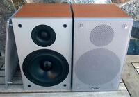 Teufel M 120 D * 2 - Wege Dipol - Lautsprecher * Kohlefaser 140 Watt * TOP