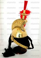 Französischer Garde Kürassierhelm Pickelhaube 1858 Helm shako Napoleon