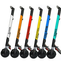 2Pcs Reflective Accessories Pole Sticker For Ninebot ES1 ES2 Electric Scooter