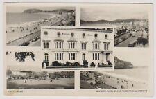 Wales postcard - Seaforth Hotel, Llandudno - Multiview - RP (A550)