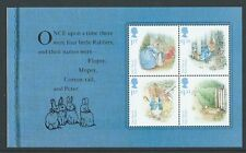 GREAT BRITAIN 2016 BEATRIX POTTER PETER RABBIT PRESTIGE PANE UNMOUNTED MINT, MNH