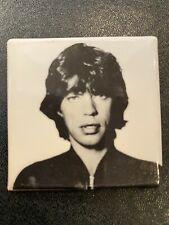 Mick Jagger Pin Vintage Rolling Stones