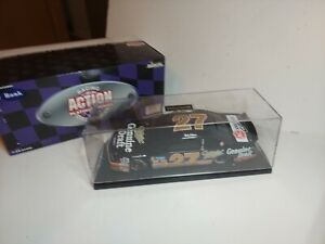 RUSTY WALLACE 1990 ACTION #27 MILLER GENUINE DRAFT  1/24 BANK 1/6000