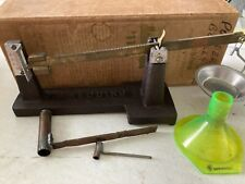 Vintage Redding Powder and Bullet Scale with Original Box