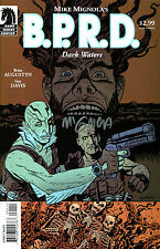 B.P.R.D. Dark Waters Signed By Artist Mike Mignola