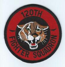 120th FIGHTER SQUADRON patch