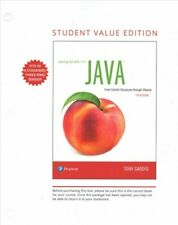 Starting Out With Java : From Control Structures Through Objects, Paperback b...