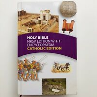 HOLY BIBLE NRSV Edition with Encyclopaedia Catholic Edition