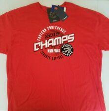 Toronto Raptors 2019 NBA Eastern Conference champion shirt by Fanatics 2XL red