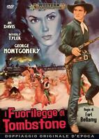 I Fuorilegge Di Tombstone - (1958) Western *Dvd** A&R Productions *** ....NUOVO