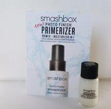 Smashbox Photo Finish Primerizer Sample Primer-Moisturizer in 1 0.13fl oz/4ml