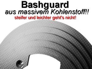 30,32,34,36, 38,42-Z BASHGUARD aus 100% Karbonfasern. Extrastark & superLeicht!