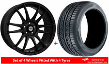 MX-5 Calibre One Piece Rim Wheels with Tyres