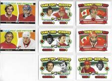 Henderson Yakushev Canada USSR Game 8 2009-10 ITG 1972 The Year in Hockey #197