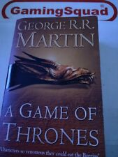 A Game of Thrones  - Book, Supplied by Gaming Squad
