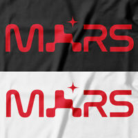NASA Mission to MARS T-Shirt | A replaced by the Mars 2020 JPL second insignia