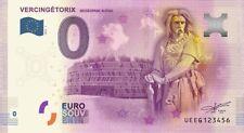 Billet Touristique 0 Euro - Vercingétorix, muséoparc Alésia - 2016-1